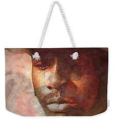 Donny Hathaway Weekender Tote Bag