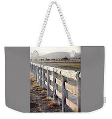 Don't Fence Me In Weekender Tote Bag