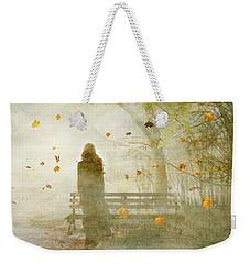 Don't Look Back ... Weekender Tote Bag