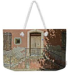 Door And Shadow Weekender Tote Bag