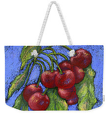 Door County Cherries Weekender Tote Bag