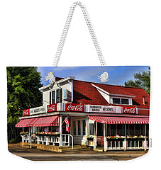 Door County Wilson's Ice Cream Store Weekender Tote Bag
