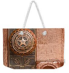 Door To Texas State Capital Weekender Tote Bag
