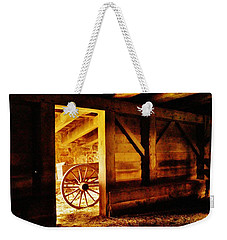 Doorway To The Past Weekender Tote Bag