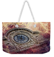 D'orsay Clock Paris Weekender Tote Bag