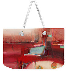 Dory On The Quay Weekender Tote Bag