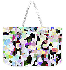 Dotted Car -part 1 Weekender Tote Bag