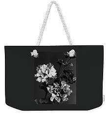 Double Petunias Weekender Tote Bag
