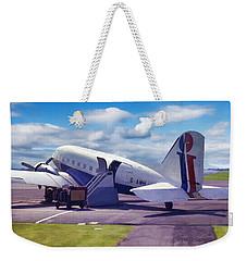 Douglas Dakota Dc3 Weekender Tote Bag
