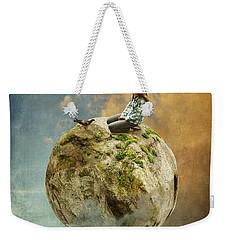 Dove Whisperer Weekender Tote Bag