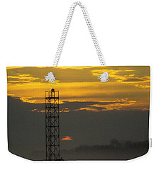 Weekender Tote Bag featuring the photograph Down By The River by Robyn King