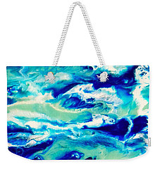 Down By The Seaside 1 Weekender Tote Bag