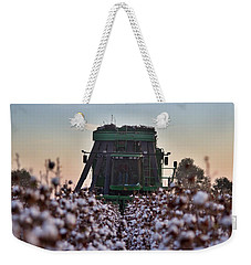 Down The Row Weekender Tote Bag
