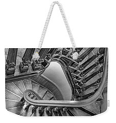 Down The Side - Bw Weekender Tote Bag