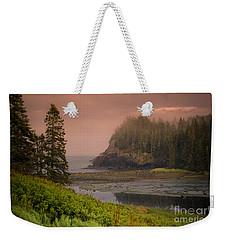 Downeast Coast Weekender Tote Bag