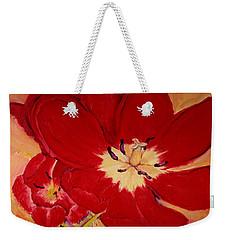 Downside One Weekender Tote Bag by Jean Cormier