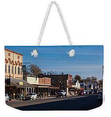 Downtown Boerne Weekender Tote Bag