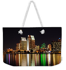 Downtown San Diego Weekender Tote Bag