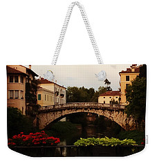 Downtown Vicenza Weekender Tote Bag