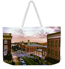 Downtown Washington Nc Weekender Tote Bag
