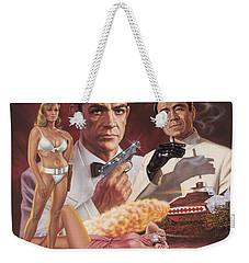 Dr. No Weekender Tote Bag