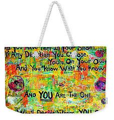 Dr. Suess Weekender Tote Bag