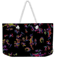 Weekender Tote Bag featuring the photograph Dragon Cave by Mark Blauhoefer
