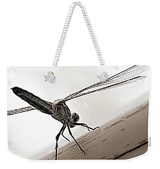 Dragon Of The Air  Weekender Tote Bag by Micki Findlay