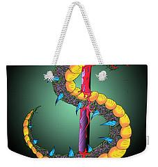 Dragon Spike One Weekender Tote Bag