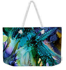 Dragonfly Dreamin Weekender Tote Bag