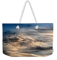 Dragonfly In The Sky Weekender Tote Bag