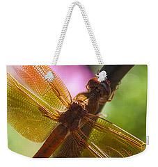Dragonfly Patterns Weekender Tote Bag