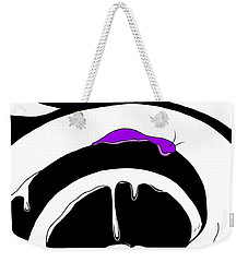 Drained Weekender Tote Bag