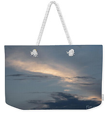 Dramatic Skyline Weekender Tote Bag
