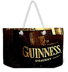 Draught  Weekender Tote Bag