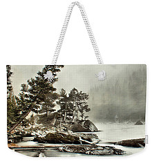 Dream Blizzard Weekender Tote Bag