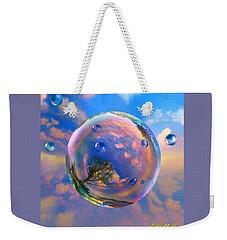 Dream Bubble Weekender Tote Bag