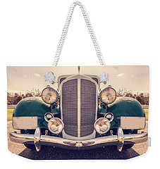 Dream Car Weekender Tote Bag by Edward Fielding