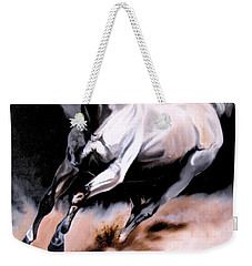 Dream Horse Series 20 - White Lighting Weekender Tote Bag