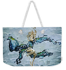 Dream Weekender Tote Bag by Karina Llergo