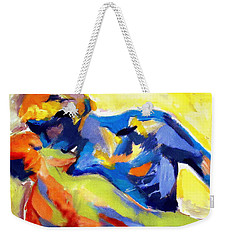 Dream Of Love Weekender Tote Bag