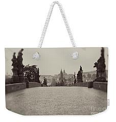 Dreaming Of Prague Weekender Tote Bag