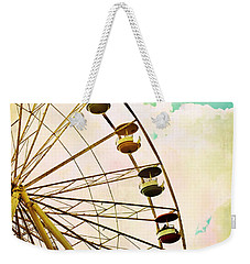 Dreaming Of Summer - Ferris Wheel Weekender Tote Bag