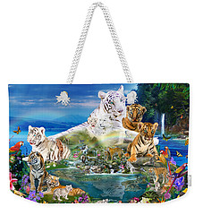 Dreaming Of Tigers  Variation  Weekender Tote Bag
