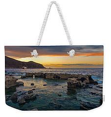 Dreaming Sunset Weekender Tote Bag