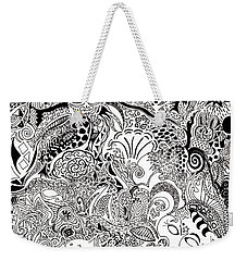 Dreamscape Weekender Tote Bag by M West