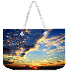 Weekender Tote Bag featuring the photograph Dreamy by Faith Williams