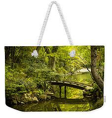 Dreamy Japanese Garden Weekender Tote Bag