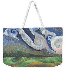 'dreamy Sky' Weekender Tote Bag