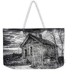 Dreary Dark And Gloomy Weekender Tote Bag